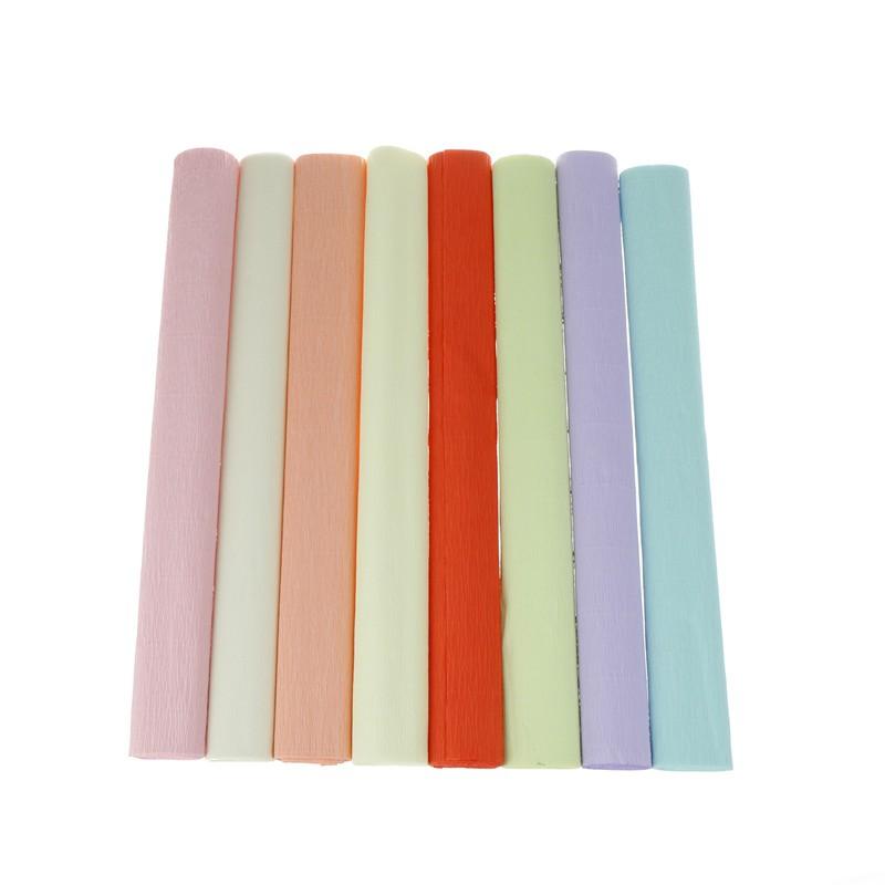 50x250cm Paket Kertas Krep Bunga (Pink)  7669d6fe9e