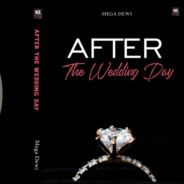Novel After The Wedding Day By Mega Dewi Shopee Indonesia