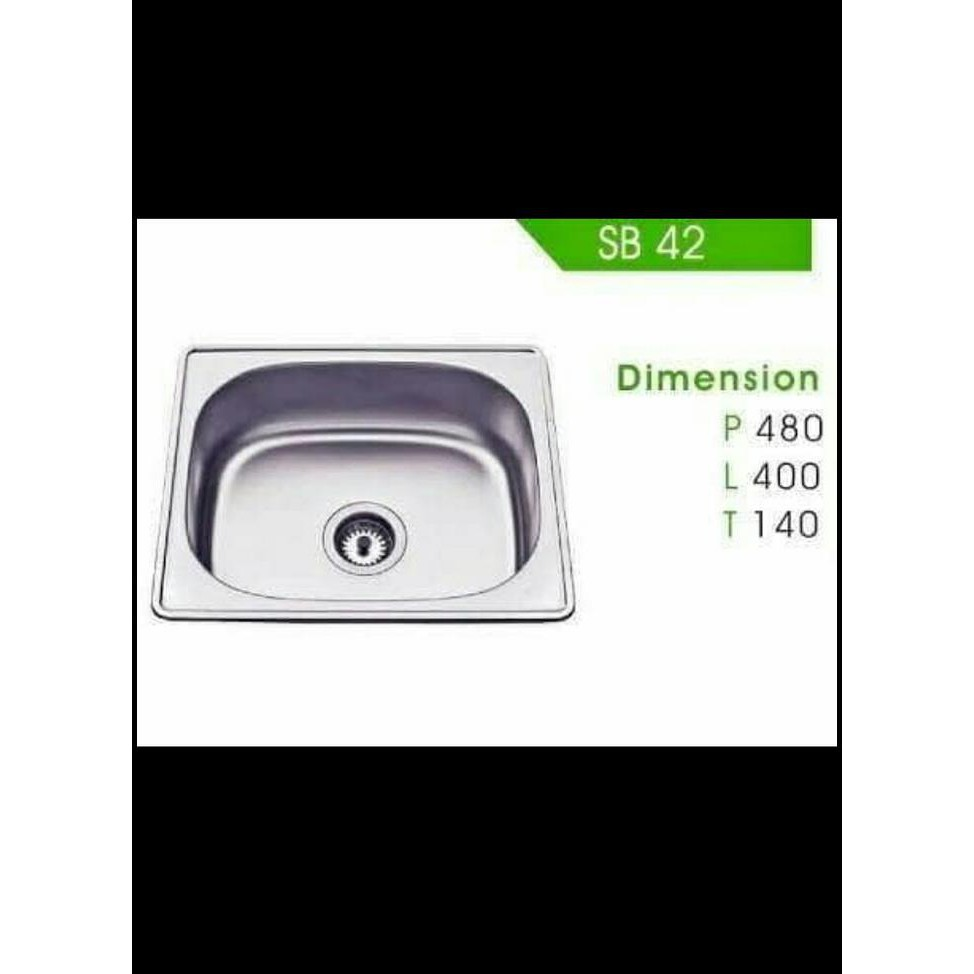 Bak cuci piring kitchen sink royal sb 35 shopee indonesia