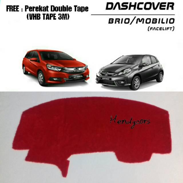 Price Checker Cover Dashboard Bulu Rasfur All New Honda Brio Rs