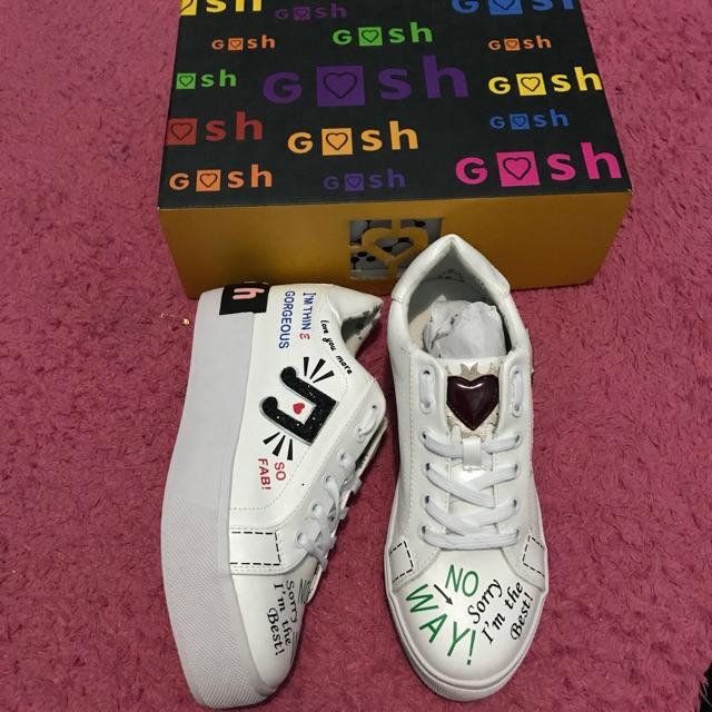 New... sepatu gosh uk 38  d82c44a09b