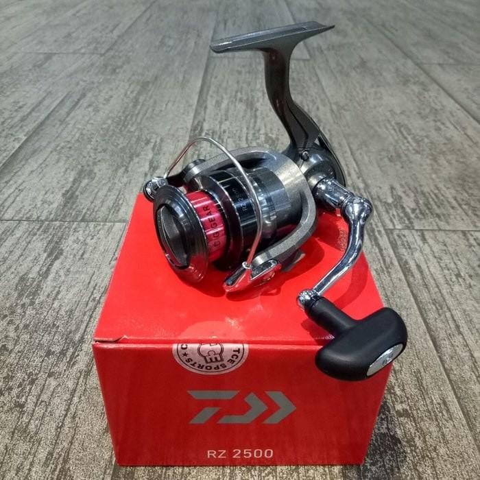07464070af9 Pancing Murah Reel Daiwa RZ 2500 3BB Max Drag 4 kg Ratio 5 3 Aluminium Spool