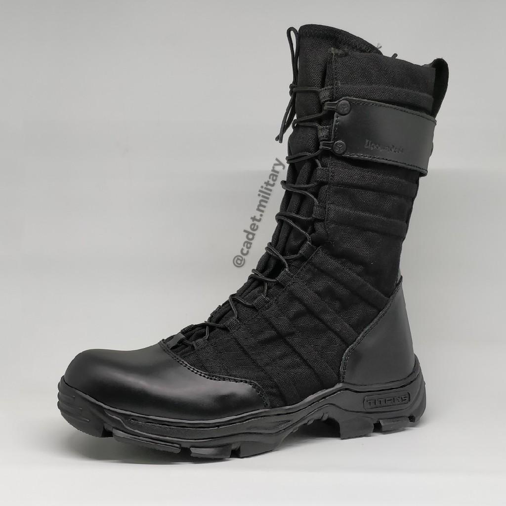 Sepatu PDL Ninja AsLi Kulit Gan  a77a7549f0