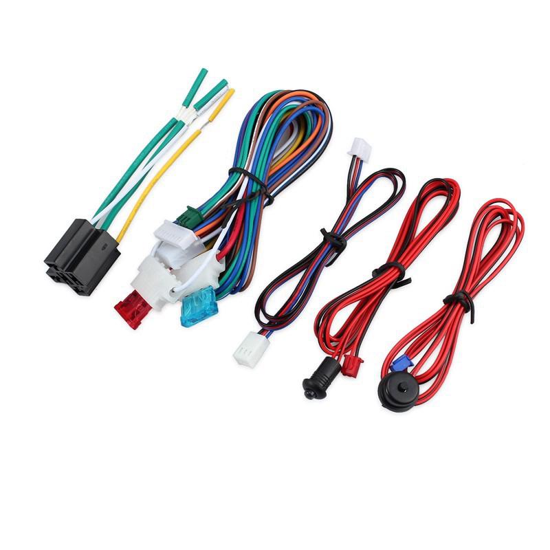 Set Alat Keamanan Mobil Universal Immobilizer Central Lock+Sensor Kejut+2 Wiring Central Lock Mobil on lock fasteners, lock accessories, lock bracket, lock solenoid, lock repair, lock painting,