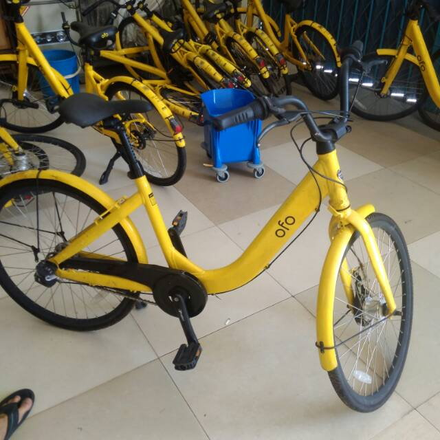 Sepeda OFO murah second batam Shopee Indonesia
