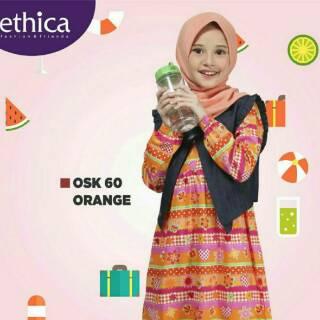 Gamis Anak Baju Muslim Anak Ethica Osk 60 Shopee Indonesia