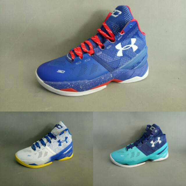 Sepatu Basket Under Armour Curry 2