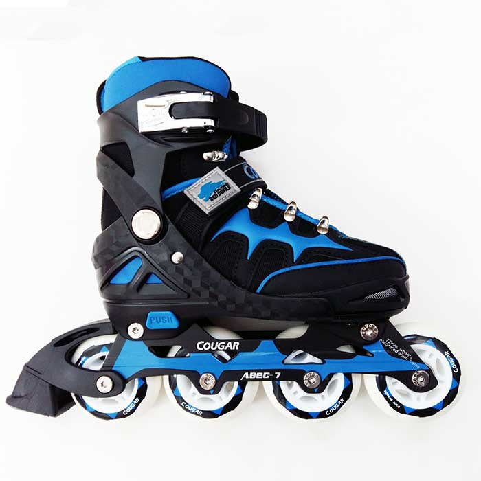 Cougar Inline Skate Sepatu Roda C1 Blu Size 35 38 - Daftar Update ... 9165e98f7d