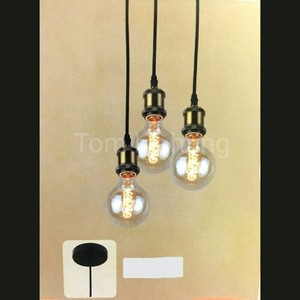 IDOL LIGHTING DT09 Ceiling Lamp Holder Fitting Lampu Gantung E27 | Shopee Indonesia