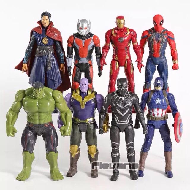Harga Action Figure Marvel Terbaik Figur Hobi Koleksi Juni 2021 Shopee Indonesia