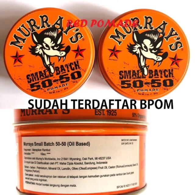 POMADE MURRAYS HAIR GLO / HAIRGLO ORIGINAL USA SUDAH BPOM + FREE SISIR | Shopee Indonesia