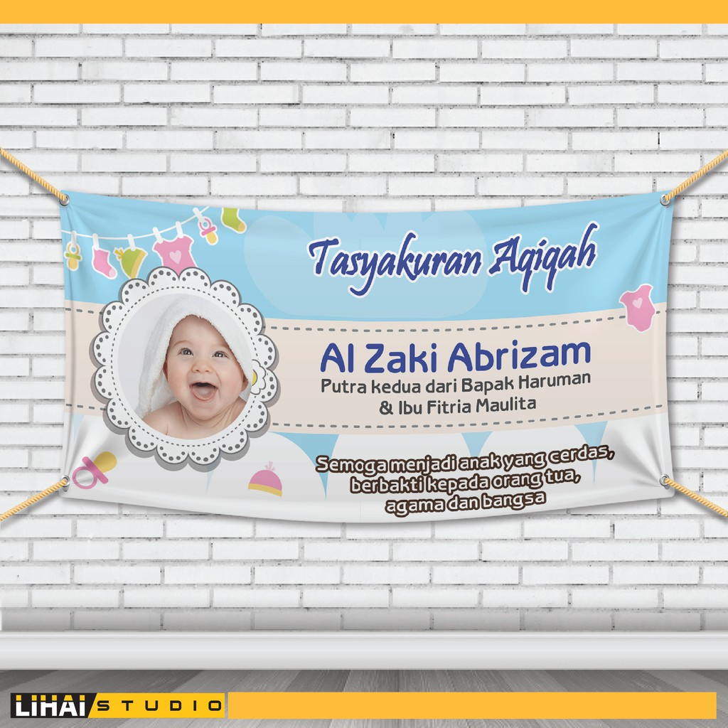 20+ New For Spanduk Aqiqah