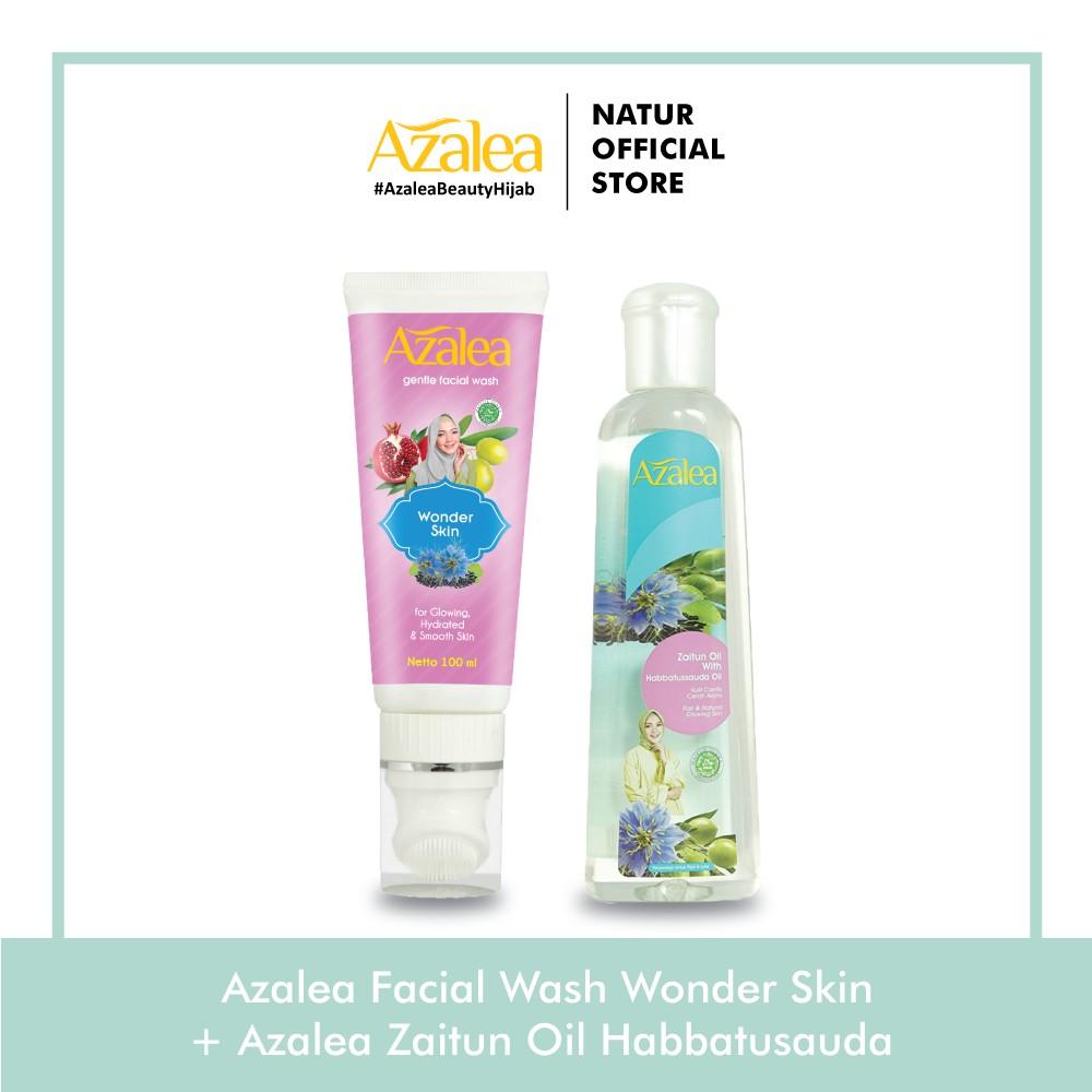 Azalea Double Cleansing Glowing Skin