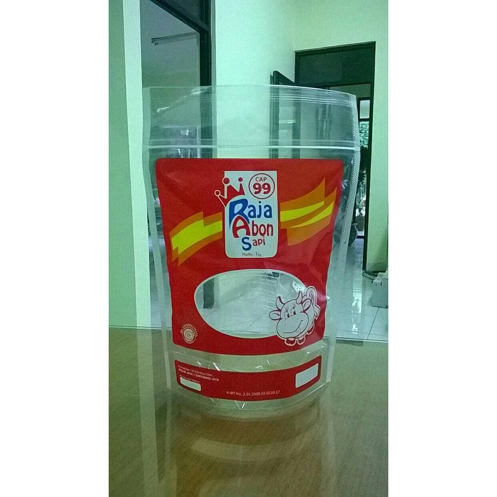 Plastik Klip Kemasan Berdiri Standing Pouch 10x17cm Bening Ready Stock Shopee Indonesia