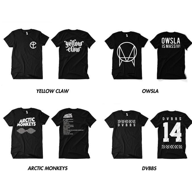 Blacklabel Kaos Hitam Bl 3d 45 Police Bulldog Rock Star Metal Band Gothic S Price List. Source · S T-shirt Baju Glow In The Dark. Source · Setelan .