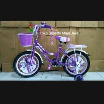 sepeda anak perempuan mini ukuran 16 inci inch BNB