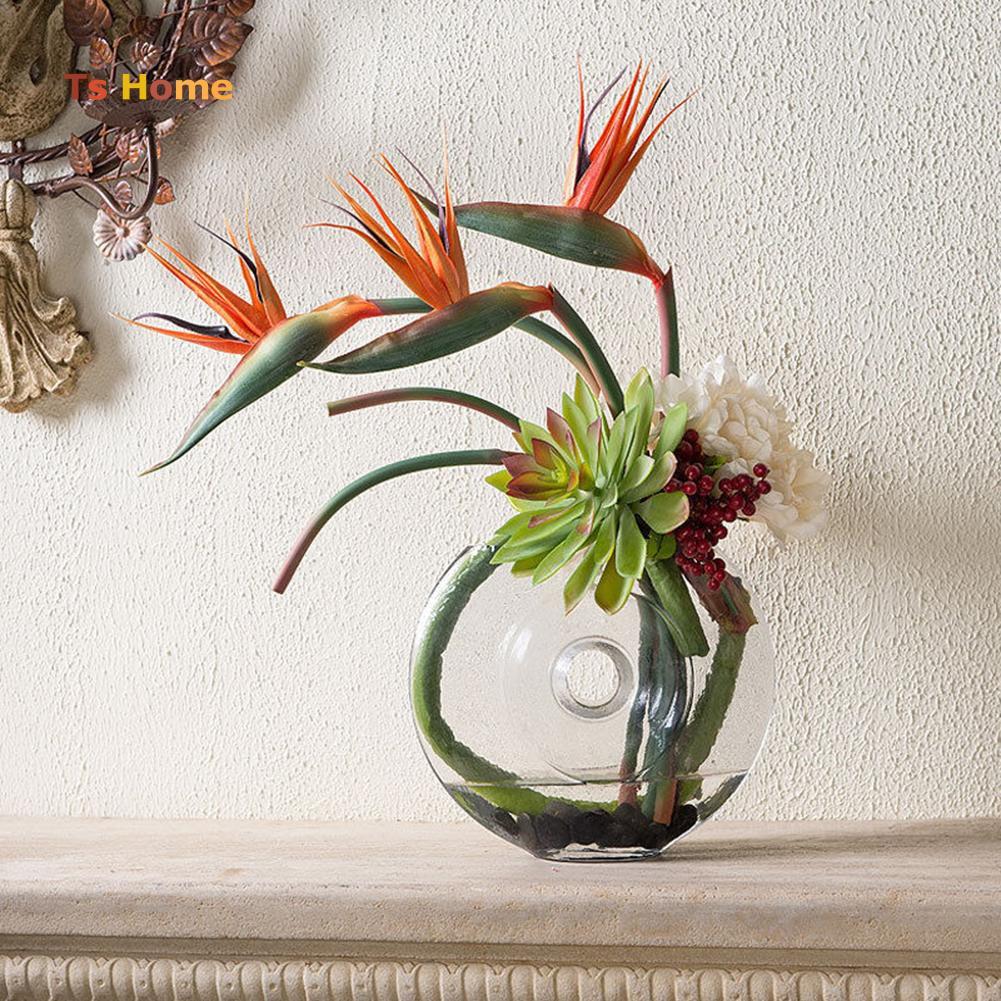 Flower Bird Of Paradise Fake Plant