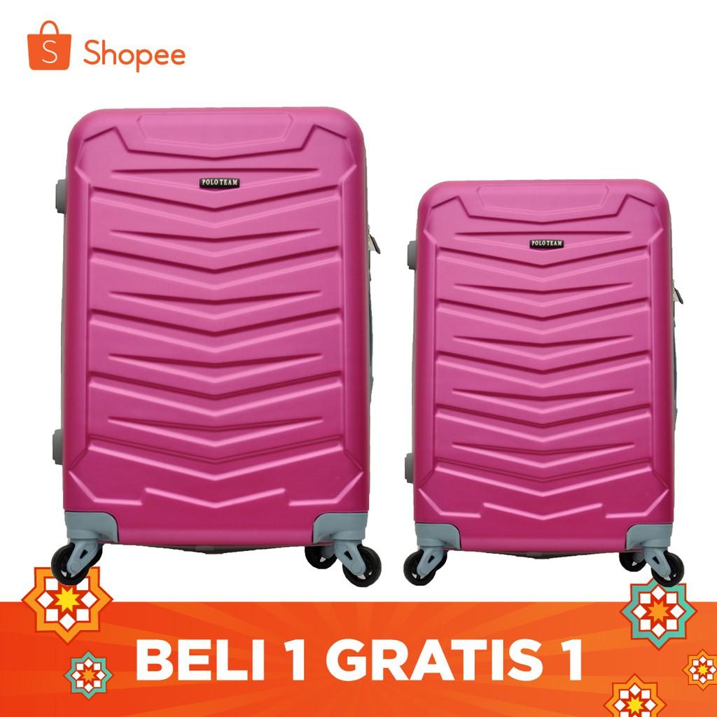 ... Hitam Gratis Pengiriman JABODETABEK. BELI SEKARANG Buy Koper Baju . Source · Toko Online Koperid Official Shop | Shopee Indonesia -. Source · Polo Team ...