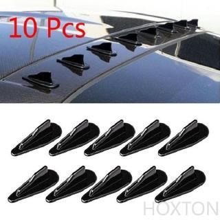 10pcs air vortex generator diffuser sirip hiu untuk