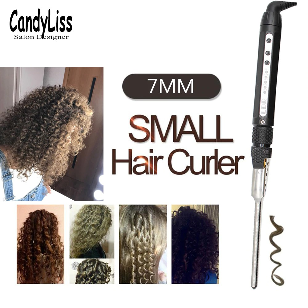 10++ Smallest curling iron size trends