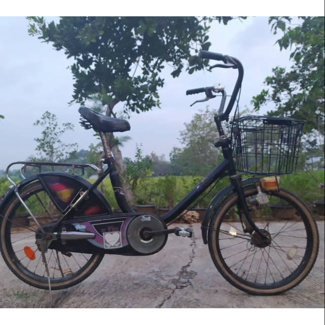 Sepeda Mini Minion Orinan Jepang Deki Ukuran 20 Langka Kondisi Full Original Lengkap Murah Shopee Indonesia