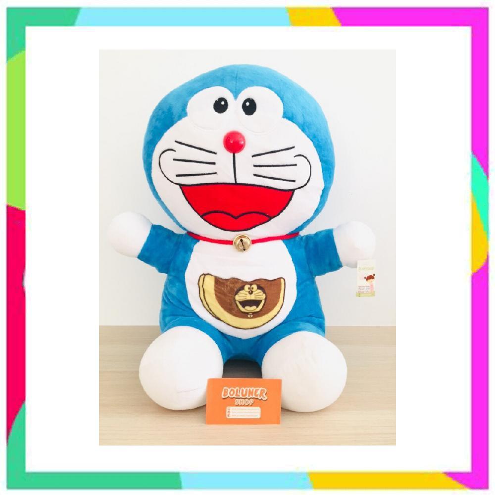 Boneka Doraemon Dorayaki Jumbo Murah Robot Dora Emon Shopee Indonesia