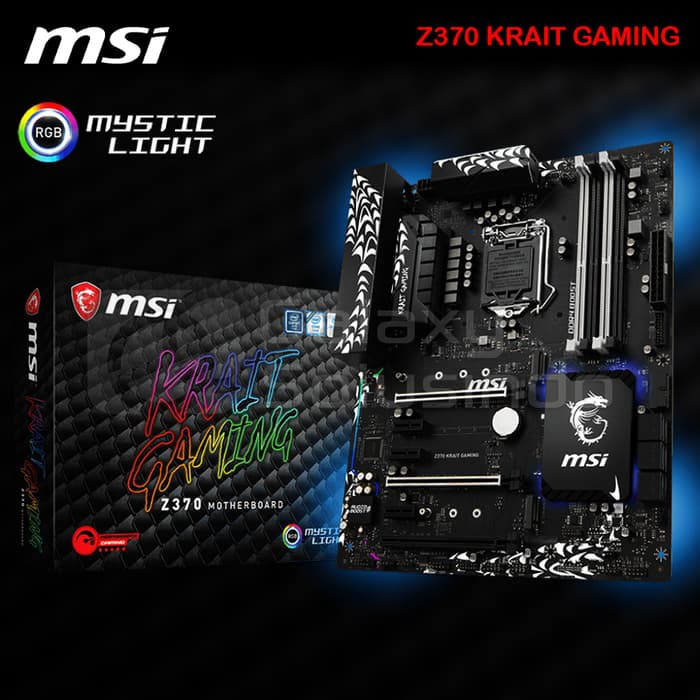 MSI Z370 KRAIT GAMING CoffeeLake