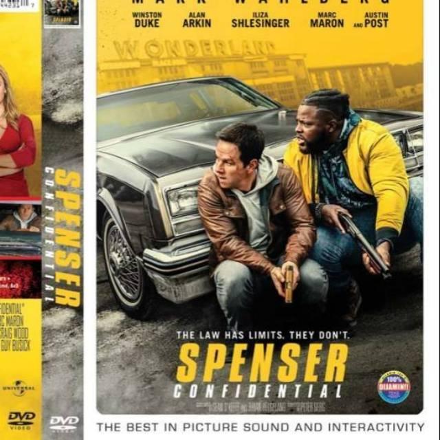 Kaset Dvd Film Spenser Confidential Terbaru Shopee Indonesia
