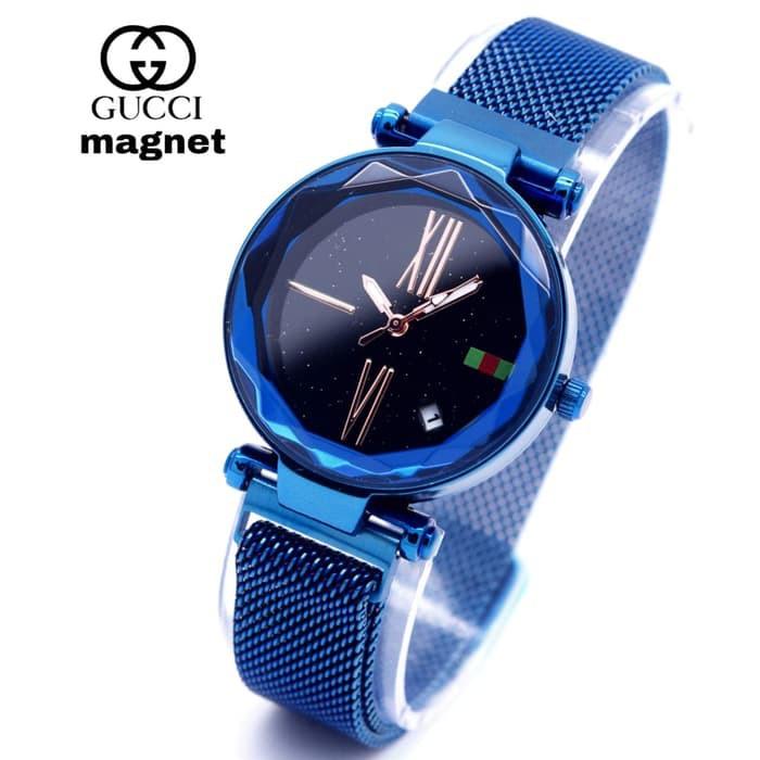 9aeeef4da1c Jam gucci original   gucci sync watch blue small 36mm