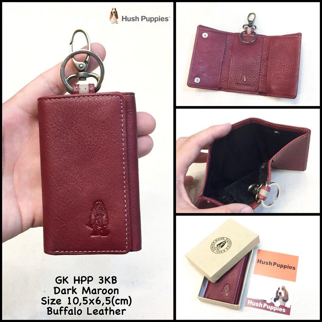 Dompet hush puppies card holder kulit dompet kulit dompet baru dompet atm  dompet cantik promo sale  57de34f72a
