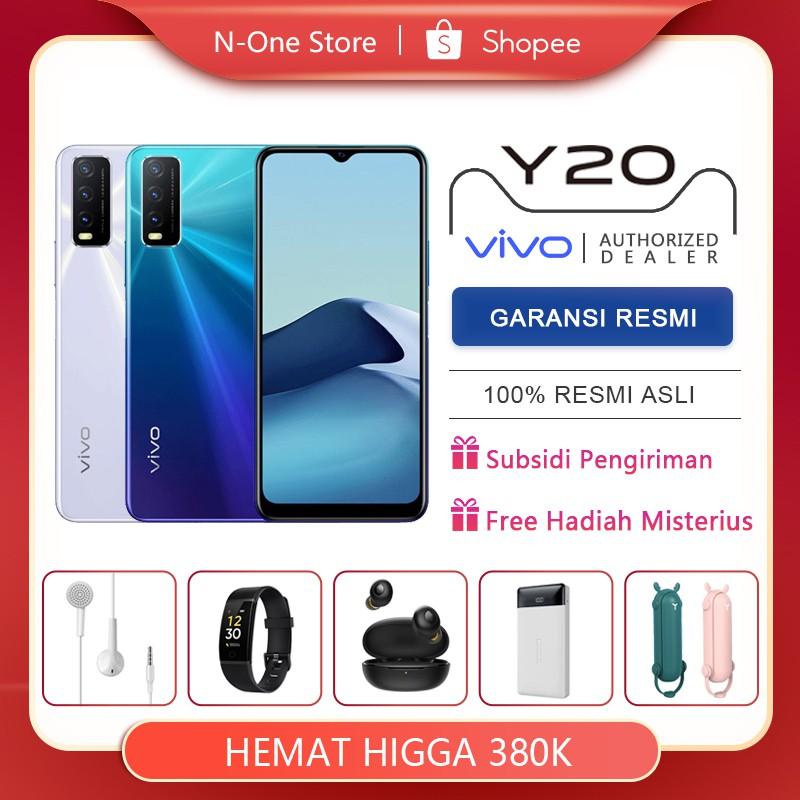 Vivo Y20 3GB/64GB hp murah Terbaru 2020 handphone murah ...