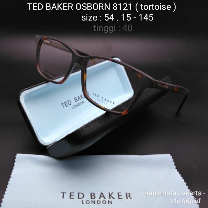 Frame Kacamata Minus Kotak Ted Baker 8135 Super  ebfb667658