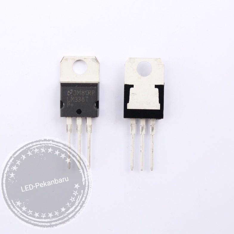 1x LM338T Voltage Regulator 1.2V To 32V 5A TO-220 NS High Quality New