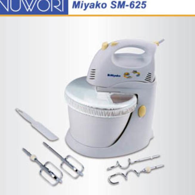 Terbaik Stand Mixer Miyako Sm 625 Dengan Dudukan
