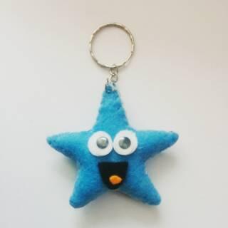 Gantungan Kunci /Tas Karakter Bintang/ Patrick Star.