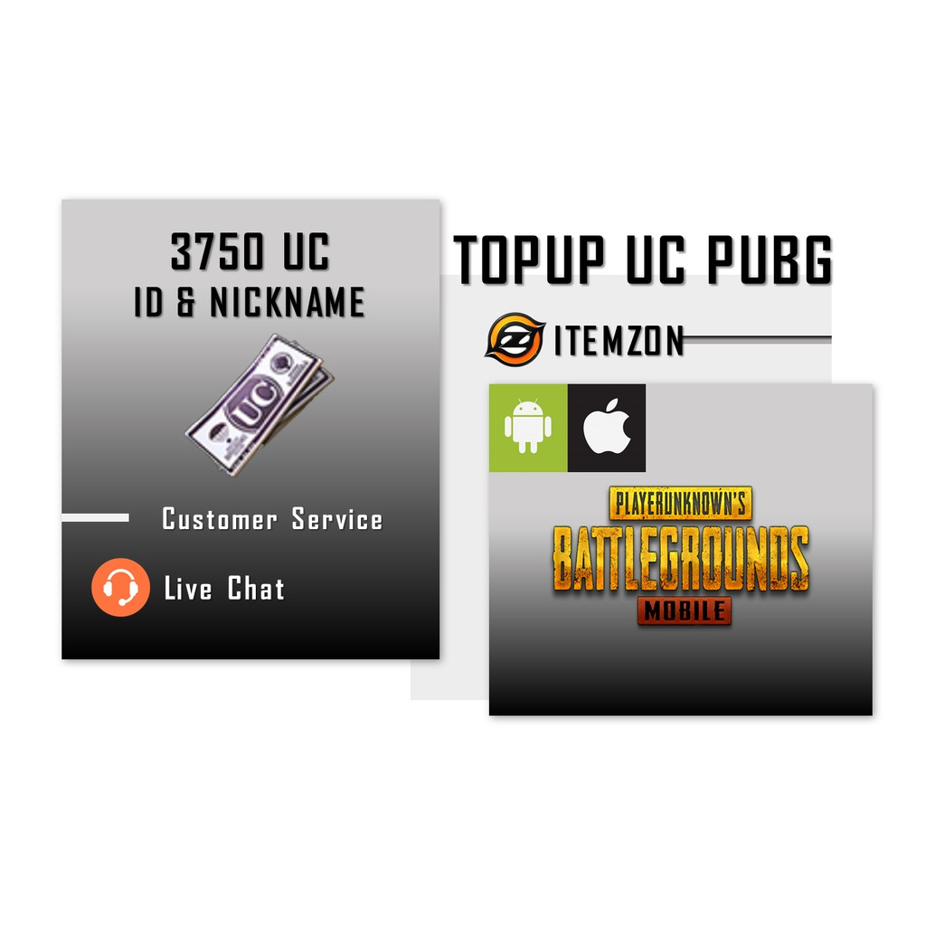 Pubg Mobile Uc Unknown Cash 500 2500 Shopee Indonesia Indomog Voucher Lyto 175000 Game On