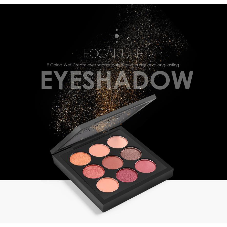 Diskon Foccalure Eyeshadow 18 Colors Palette Focallure Masami Shouko Puppy Brush Set 6p Sku 8167490026 Warna New Shopee Indonesia