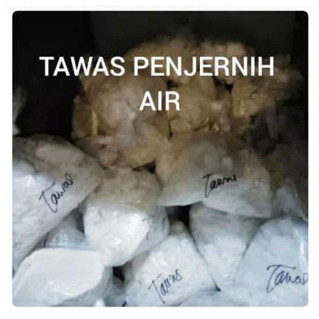 Tawas Batu Penjernih Air 1 Kg Shopee Indonesia