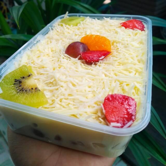 Salad Buah Ukuran Large 650ml