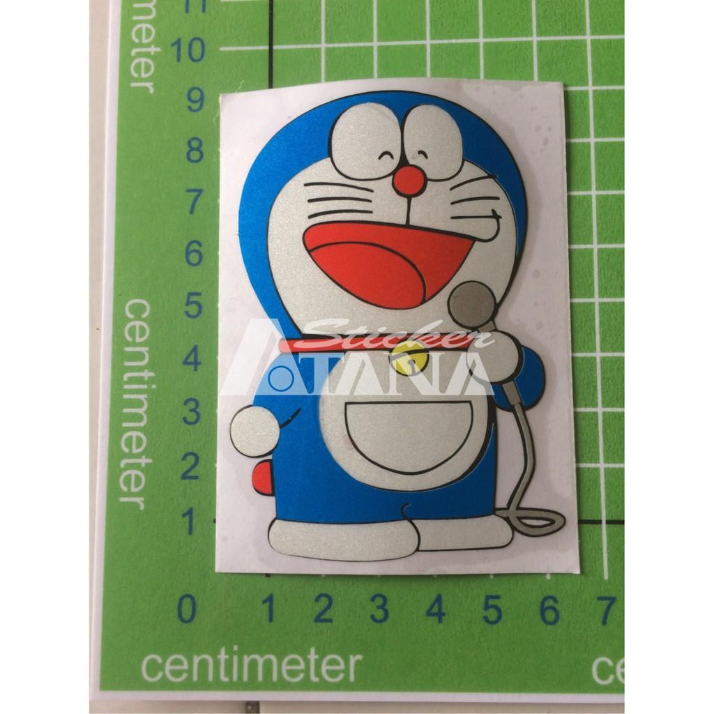 Sticker Cutting Scotlite Kartun Doraemon Menyanyi