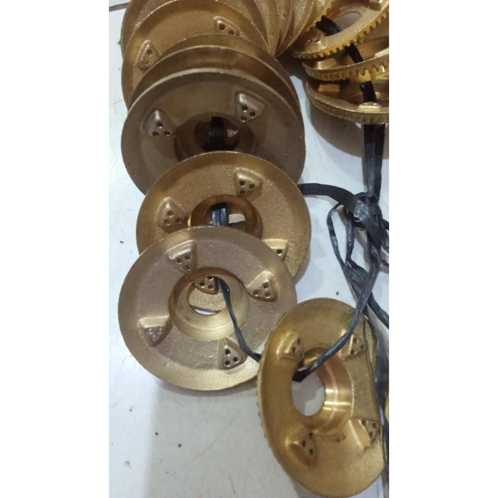 Burner RINNAI RI 522C/RI 522E / Kuningan RINNAI RI 522 C / RI 522 E / Kompor RINNAI / Kompor RINAI