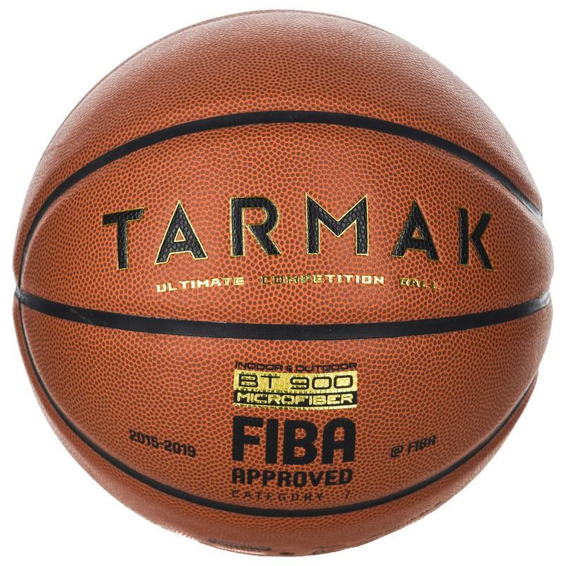 Tarmak Bt900 Basket Ball Fiba Approved Size 7 Bola Basket Remaja Laki Dan Dewasa Ref 8495730 Shopee Indonesia