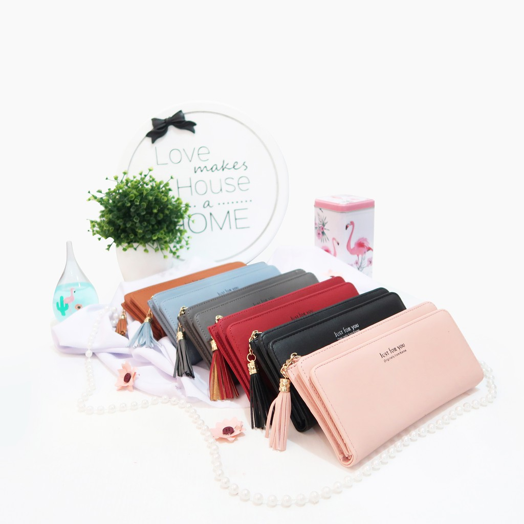 Promoramadhan Usupso Jelly Coin Bag Dompet Koin Shopee Purse Backpack Model Tas Indonesia