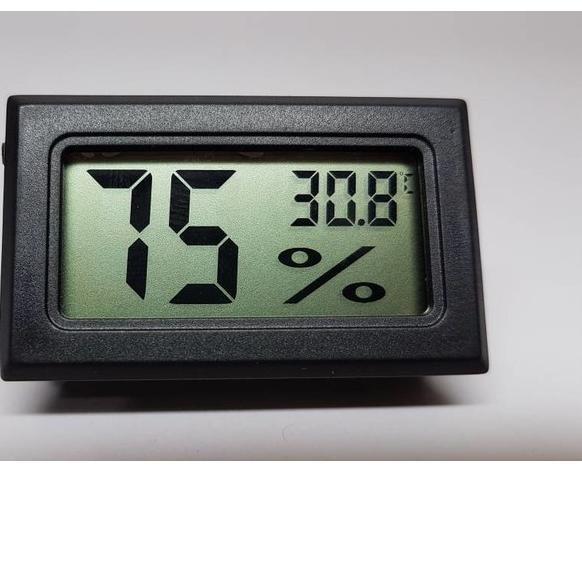 Top Produk - Termometer Higrometer  mini Mesin Tetas telur / penetas telur