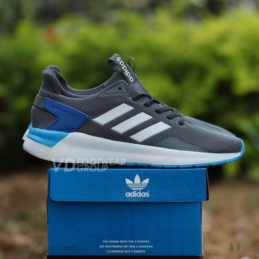 Sepatu Adidas Questar Ride Man Size 39-44 Import Made In Vietnam Include  Box  4c0c265431