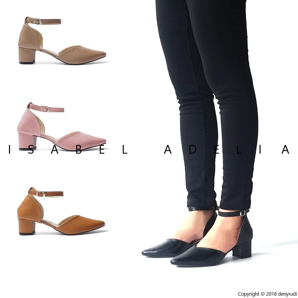 high-heels wanita - Temukan Harga dan Penawaran Sepatu Hak Online Terbaik -  Sepatu Wanita Februari 2019  706f269aeb