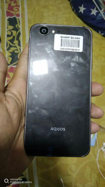 Sharp Aquos Zeta SH-04H Seken Mulus | Shopee Indonesia