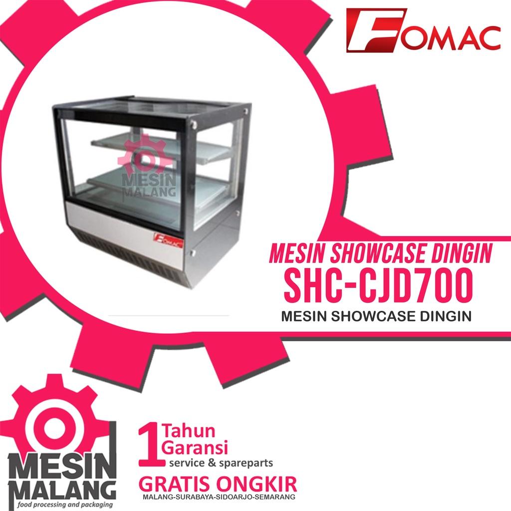 ETALASE KUE DINGIN/COLD SHOWCASE SHC-CJD700-FOMAC