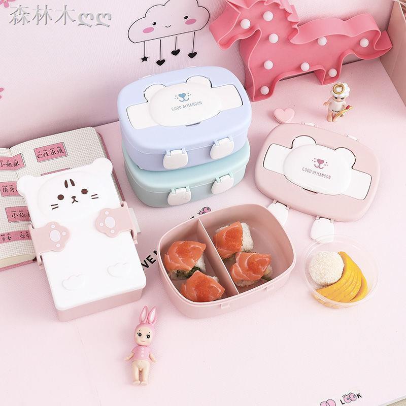 Kotak Makan Bento Desain Kartun Untuk Anak Kecil   Shopee ...