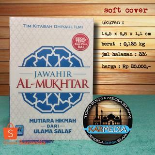 Jawahir Al Mukhtar Mutiara Hikmah Dari Ulama Salaf Pustaka Arafah Karmedia